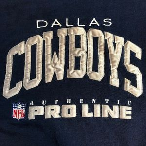 Vintage Dallas Cowboys Russell Athletic Sweater